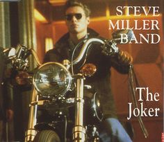 """For Sale - The Steve Miller Band The Joker UK  CD single (CD5 / 5"""") - See this and 250,000 other rare & vintage vinyl records, singles, LPs & CDs at http://eil.com"""