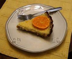 Ms. enPlace: Satsuma Buttermilk Pie