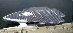 LOMOcean Design | Naval Architecture and Yacht Design - 31m - Turanor PlanetSolar 2x10KW DC motors 12knts