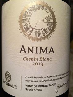 Anima Chenin blanc Till Vietnamesiska rispappersrullar. Tummen upp