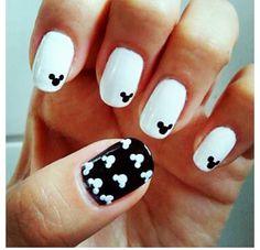 Love the Black n white approach. Disney nails
