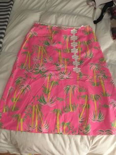 Vintage Lilly Pulitzer Skirt | Clothing, Shoes & Accessories, Women's Clothing, Skirts | eBay!