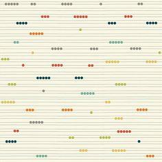 Just for Fun Organic - Multi Abacus - Birch Fabrics