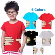 Like and Share if you want this  Fashion Children Cotton T-Shirts Spoof Grab You Baby Girls Boys Short Sleeve T Shirts Kids 3D Big Hand Child Clothing Tops Tee     Tag a friend who would love this!     FREE Shipping Worldwide     #BabyandMother #BabyClothing #BabyCare #BabyAccessories    Buy one here---> http://www.alikidsstore.com/products/fashion-children-cotton-t-shirts-spoof-grab-you-baby-girls-boys-short-sleeve-t-shirts-kids-3d-big-hand-child-clothing-tops-tee/