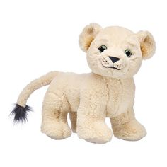 This adorable Disney The Lion King Young Nala soft toy may be little, but she gives great big hugs. Shop soft toys, sounds, and accessories at Build-A-Bear! Paper Animals, Plush Animals, Stuffed Animals, Farm Animals, Lion King Simba's Pride, Lion King Hakuna Matata, Black Pug, Friend Outfits, Build A Bear