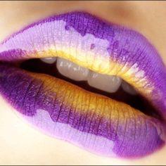 New lips art #holiday #bloom