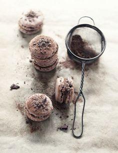 Katie Quinn Davie's macaroons