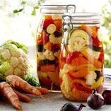 Henkogte sommergrøntsager - Opskrifter