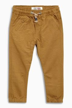 Buy Pull On Cuff Trousers (3mths-6yrs) online today at Next: Deutschland