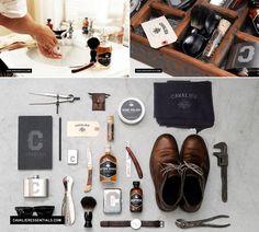 grooming kit for men