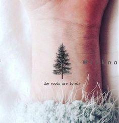 my edit; wait until a memorable forest