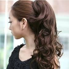 Image result for womens ponytails