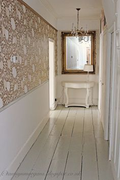 1000 Images About Hallways On Pinterest Wainscoting