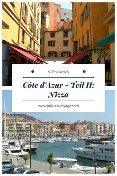 Die letzte Station meiner Südfrankreichreise war Nizza. Meine Eindrücke von der Stadt an der Côte d'Azur könnt ihr hier nachlesen. :) P.s.: Es gibt auch ganz viele Fotos. ;)