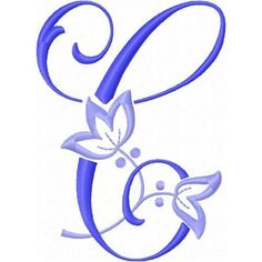 C for Cure Cystic Fibrosis.  Support CF research.