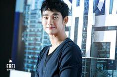 """""""Hide and Seek"""" VIP premiere 130806 #KimSooHyun #김수현"""