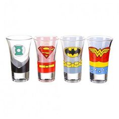 Shooters Justice League