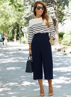 love the cropped look