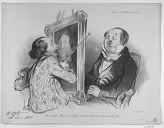 Daumier An accident