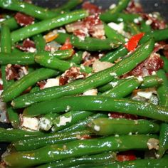 "Bacon Feta Beans I ""Excellent. Real easy. Real quick. Real good. My ..."