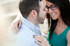 Andy and Amber | Leo, IN Engagement Session