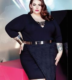 Tess Holiday MBLM Plus Size Clothing Line Is Now Available At Macy's