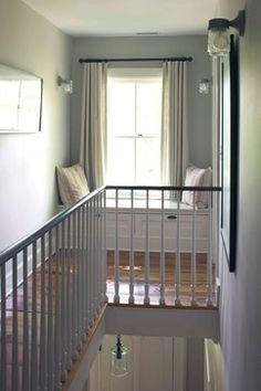 19th Century Farmhouse Renovation; updated photos by Mick Hales - farmhouse - staircase - new york - KATE JOHNS AIA