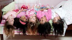10 juegos para un pijama party a pura diversión