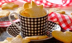 Always a favourite, these Sugar Cookies will brighten your day and sweeten your mood!