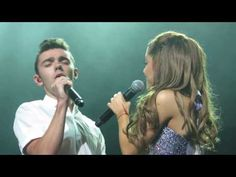 Ariana Grande - Almost is Never Enough (ft. Nathan Sykes) - Chicago 8/29/13