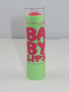 Maybelline Melon Mania Baby Lips Moisturizing Lip Balm