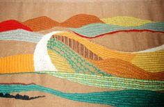 landscape tapestry - Google Search