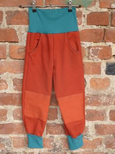 Upcycling Sweathosen für Kids  Upcycling Trousers for Kids