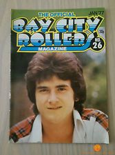 The Official Bay City Rollers Magazine - No. 26 - January 1977