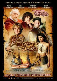 De Scheepsjongens van Bontekoe (2007) - MovieMeter.nl