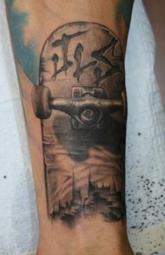 1000 Images About Tattoo On Pinterest Skateboard