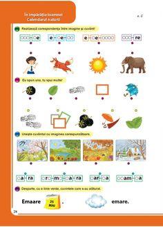 Comunicare in limba romana - Clasa Pregatitoare It Works, Map, Education, School, Children, Google, Young Children, Boys, Location Map