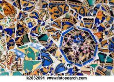 By Gaudi!