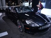 2014 Aston Martin DB9 Carbon Black Edition