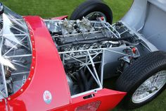 Maserati T61 Birdcage s-n 2459 1960 2 | Flickr - Photo Sharing!