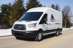 The #Ford #Transit #Van introduces a whirlwind of customization!