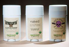 Might try this deodorant since it's aluminum free ~ North Coast Organics All Natural Deodorant