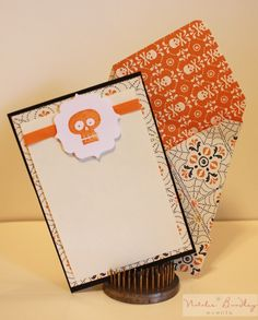 DIY Custom Envelopes | DIY Designer Paper Envelopes | Stampin' Up! |
