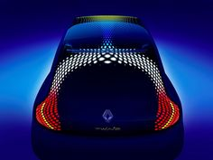 Renault Twin'Z concept tail lights