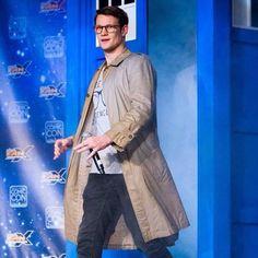 MATTY ❤️ #mattsmith #doctorwho #fanx15 #saltlakecomiccon