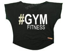 Blusas Femininas   Blusa Cropped # Gym Fitness Preta   Acesse: http://www.spbolsas.com.br/atacado/ #Regatas #Femininas #Atacado