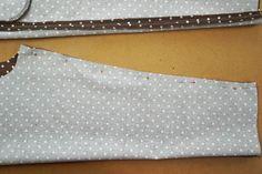 Návod jak ušít jednoduché dětské kalhoty (+ střih 80-164) - Prošikulky.cz Bags, Fashion, Handbags, Moda, Fashion Styles, Fashion Illustrations, Bag, Totes, Hand Bags