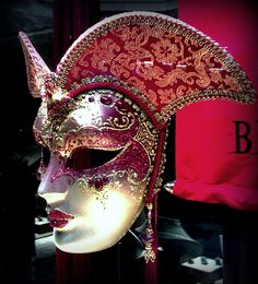Red And White Masquerade Masks | File:Red White Gold Jewelled Mask Female.jpg - Simple English ...
