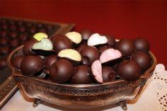 CHOCOLATS DE NOEL : LES BOULES CREME CONFISEUR