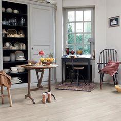 Quickstep Largo Dominicano Oak Grey LPU1663 Laminate Flooring - FlooringSupplies.co.uk